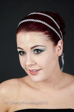 chantelle. Glamour makeup J.Broomhall makeup artist & body art