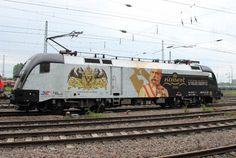 182 5728 TXL Eisenbahn, Modelleisenbahn, Gleise