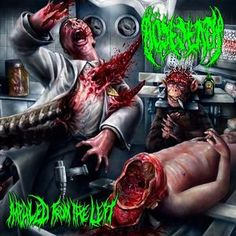 Bosedeath - Impaled From The Left (2014)