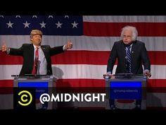 Donald Trump Nixes Debate With Bernie Sanders Despite Jimmy Kimmel's Efforts : NPR