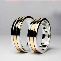 8bb23cc14366 Brilliant Fusion. Joyería El señor de los anillos · Argollas de matrimonio