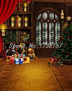 35.00$  Buy here - http://alimp8.shopchina.info/go.php?t=32464221021 - 2015 New Newborn  Photography Background Christmas Vinyl  Backdrops 200cm *300cm Hot Sell Photo Studio Props Baby L836 35.00$ #buymethat