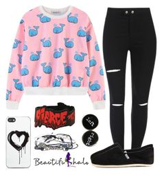 """BeautifulHalo #5"" by crazydirectionergirl ❤ liked on Polyvore featuring Zero Gravity, doctorwho, piercetheveil, fashionset and bhalo"
