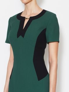 Colorblocked Locket Sheath Dress by Jason Wu at Gilt