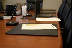 Amazing Leather Desk Blotters Elevate Office Decor Download Free Architecture Designs Scobabritishbridgeorg