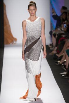 Sfilata Carolina Herrera New York - Collezioni Primavera Estate 2014 - Vogue