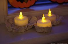 Salt dough Diwas for Diwali ~ Domestic Goddesque