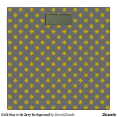 Gold Star with Grey Background Digital Scale Available on many products! Hit the 'available on' tab near the product description to see them all! Thanks for looking!  @zazzle #art #star #pattern #shop #home #decor #bathroom #bedroom #bath #bed #duvet #cover #shower #curtain #pillow #case #apartment #decorate #accessory #accessories #fashion #style #women #men #shopping #buy #sale #gift #idea #fun #sweet #cool #neat #modern #chic #navy #blue #black #orange #grey #gray #yellow #gold #purple