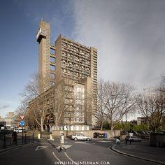 TRELLICK TOWER | Ernő Goldfinger | London, UK