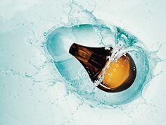 parfume oriflame splash photography