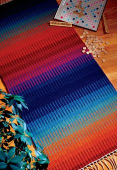 Weave a beautiful, thick rug that will be enjoyed for years to come | InterweaveStore.com