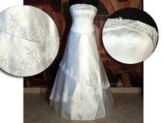 Svatební šaty Claudie