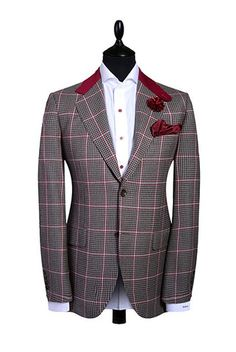 FABRIC CODE: DBN367A SUPER100 WOOL FABRIC WEIGHT: 290G/M FABRIC DESIGN: WINDOWPANE