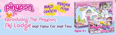 Pinypon Perfect Holiday Playsets! – #holidaygiftguide