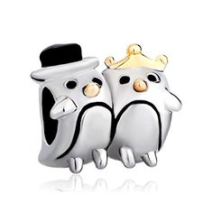 Wedding Penguin Couple Love Charms Sale Cheap New Jewelry Beads Fit Pandora Charm Bracelets Gifts Fit Pandora Charms http://www.amazon.com/dp/B00UR98S9Y/ref=cm_sw_r_pi_dp_bdzbwb1Z1Y0YA