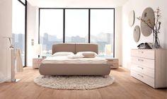 HASENA BEDS Hasena Dream-Deluxe Grado Isello Belluno Bed