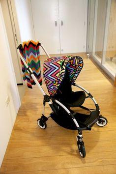 Bugaboo designer pram collaborations