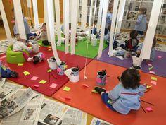 Movement Preschool, Movement Activities, Reggio Emilia, Infant Activities, Preschool Activities, Kids Workshop, Baby Sensory Play, Baby Drawing, Toddler Fun