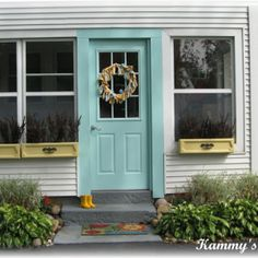 In need of window boxes? Why not repurpose dresser drawers?