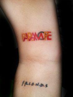 paramore tattoo