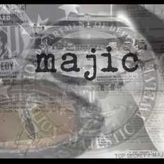 Check out the comic majic
