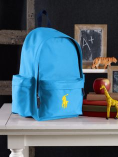 Large Big Pony Backpack - Create Your Own Bags - RalphLauren.com