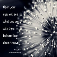 """""""Open your eyes and see what you can with them before they close forever."""" —Anthony Doerr, All the Light We Cannot See. The New York Times bestseller about a blind French girl and a German boy whose paths collide in occupied France as both try to survive the devastation of World War II. #WednesdayWisdom"""