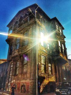 Antique architecture . Turkey