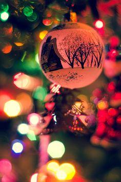 """""""Christmas Bulb."""""""