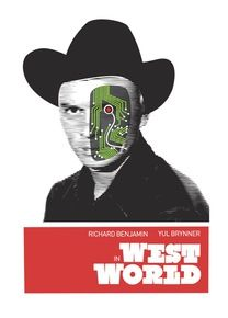 West World - Limited Edition Print   £95 Framed (50cm x 70cm)