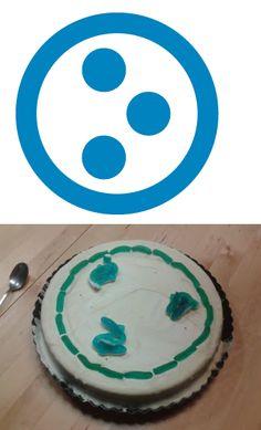 World Plone Day cake by @erralin http://plone.org | http://www.codesyntax.com