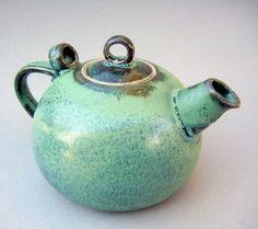 Tea Pot - just love the colors