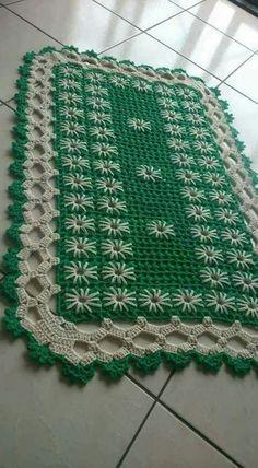 Como fazer este tapete