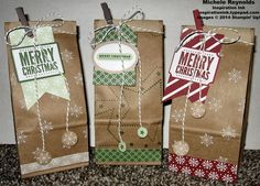 Under the Tree Tag a Bag Accessories Kit, Petite Cafe Bags
