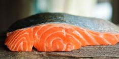 Salmon Health Benefits, Nutrition, Cautions and Risks.salmons contain a high convergence of a substance named polyunsaturated unsaturated fats, or simply known as the sound fits the skin of salmon stores a higher convergence of these greasy bits. Omega 3, Slimming World Free Foods, Marinated Salmon, Cholesterol Lowering Foods, Cholesterol Symptoms, Cholesterol Levels, Can Dogs Eat, Cooking Salmon, Eating Raw