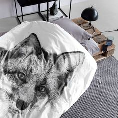 #bynordcopenhagen It's Friday and you are so foxy! || #bynord #danishdesign#nordicdesign#nordicnature #instahome #interior