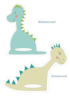 Recortable Dinosaurio