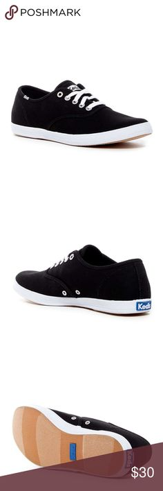 ff16af9cfc4 NWB Keds Champion CVO Sneaker Sizing  True to size. - Round toe -  Topstitched