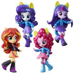 My Little Pony Equestria Minis Mini-Figures Wave 3 - Hasbro - My Little Pony - Mini-Figures at Entertainment Earth
