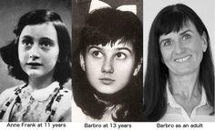 Did Anne Frank reincarnate as Barbro Karlen? Unbelievable 'Past Life' Memories Prove 'Life After Death' is Real! via @energytherapyuk