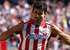Diego Costa marcó un doblete contra el Celta para distanciarse de Messi en el Pichichi. El brasileño ya suma 10 goles en 8 partidos de Liga.