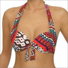 Lingadore Beach Gipsy Queen Halter Neck Bikini