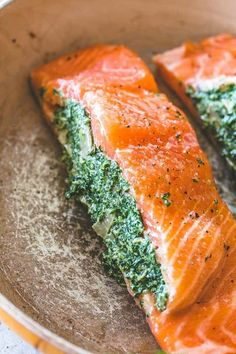 Your foolproof guide to cooking salmon! From the different