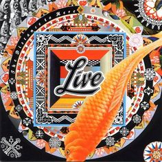 Live - The Distance to Here album cover
