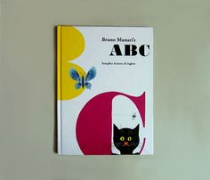 Bruno Munari's gorgeous ABC book