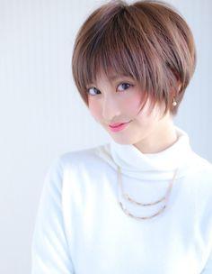 360度かわいいショート (NB-071) | ヘアカタログ・髪型・ヘアスタイル|AFLOAT(アフロート)表参道・銀座・名古屋の美容室・美容院