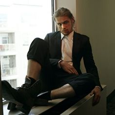 Sam Heughan - Page - Interview Magazine