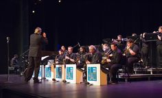 CCU Jazz Ensemble perform classic and contemporary music in the Wheelwright auditorium at Coastal Carolina University 4.17.2014
