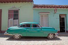 1952 Cadillac - Trinidad - Cuba