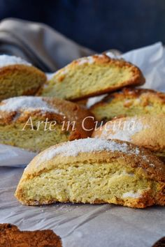 Italian Cookie Recipes, Italian Cookies, Cantuccini Recipe, Italy Food, Brownie Cookies, Biscuit Recipe, Something Sweet, Sweet Desserts, Biscuits